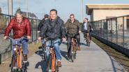 Veilig per fiets richting centrum dankzij Trax-fietspad
