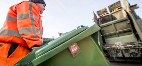 Afvalberg wordt heel langzaam kleiner in Tubbergen