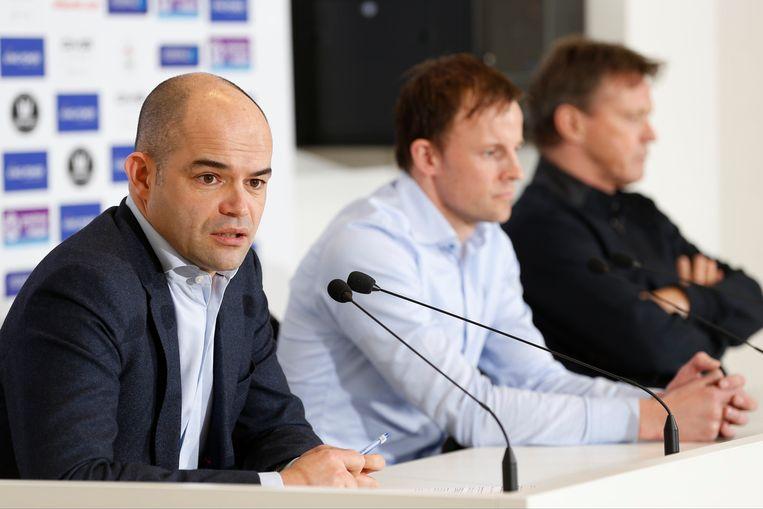 Peter Willems (l.): «We gaan er alles aan doen om ook tweede periode te winnen.»