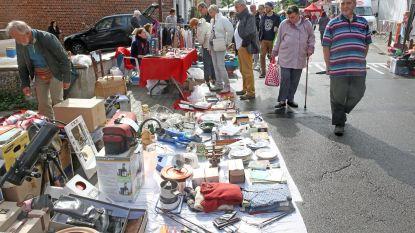 Rommelmarkt Huizingen blijft succes: Standhouders kunnen voortaan plekje reserveren