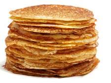 Kun jij de meeste pannenkoeken in een kwartier eten?