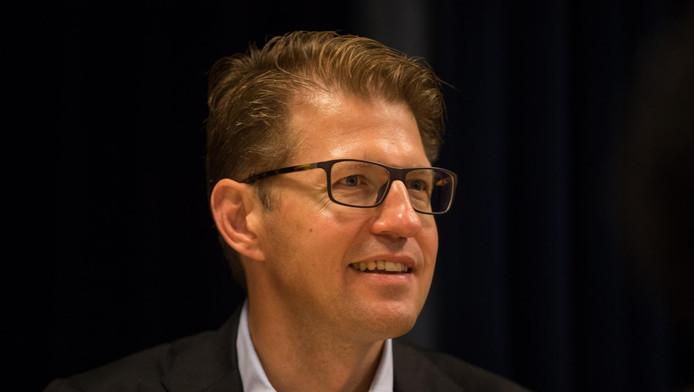Staatssecretaris Sander Dekker van Onderwijs