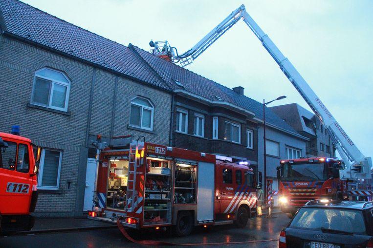 Schouwbrand Ruiselede