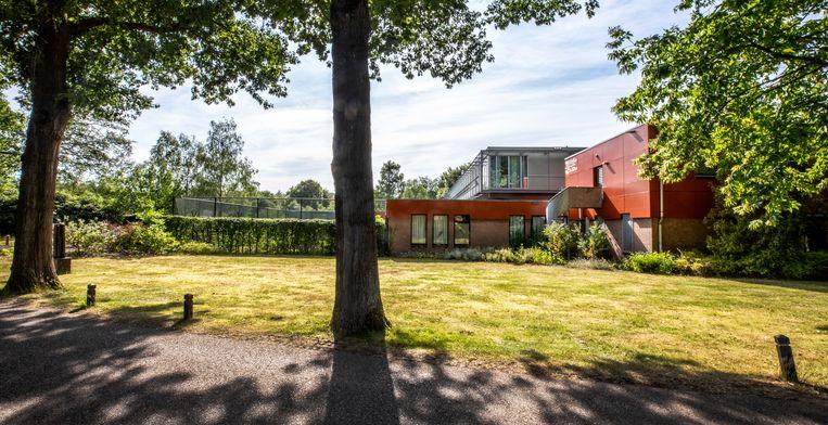 De forensisch psychiatrische kliniek Roosenburg in Den Dolder.   Beeld Foto Raymond Rutting / de Volkskrant
