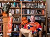 Amersfoortse Oranjefanaat (57) staat al om half zes langs de route: 'Hier gaat nooit meer wat overheen'