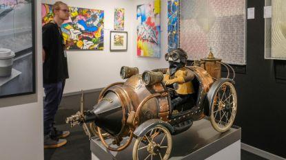 Victor Hortamuseum te gast op Eurantica