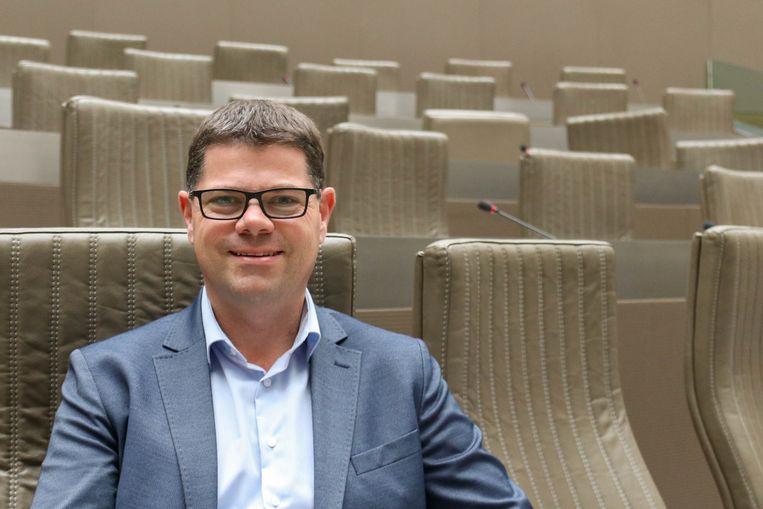 Gemeenteraadslid en Vlaams volksvertegenwoordiger Tom Ongena.