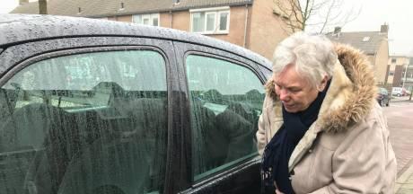 Onbekende autokrasser tergt Streefkerkers