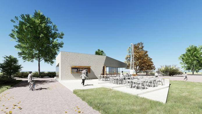 Een impressie van het nieuwe restaurant Lekker aan de IJssel.