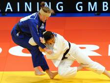 Na rampjaar gaat het weer de goede kant op met judoka Sanne van Dijke