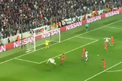Niet de omhaal van Mandzukic, maar wel deze parel is de mooiste goal van de Champions League