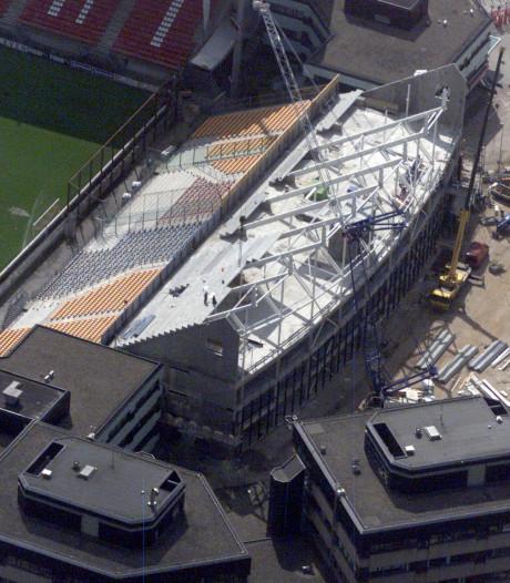 Niet bespaard op constructie bij verbouwing stadion Galgenwaard