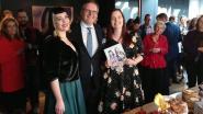 """Boek van Bake Off-bakkers voorgesteld in Kelderman: """"Een droom die uitkomt"""", zegt Julie Van den Driesschen"""