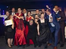 Prijs voor tosti-restaurant  Happiness Den Bosch met verstandelijk beperkten