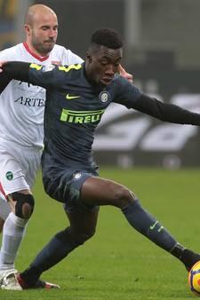 Inter voorkomt blamage in Coppa Italia na penalty's