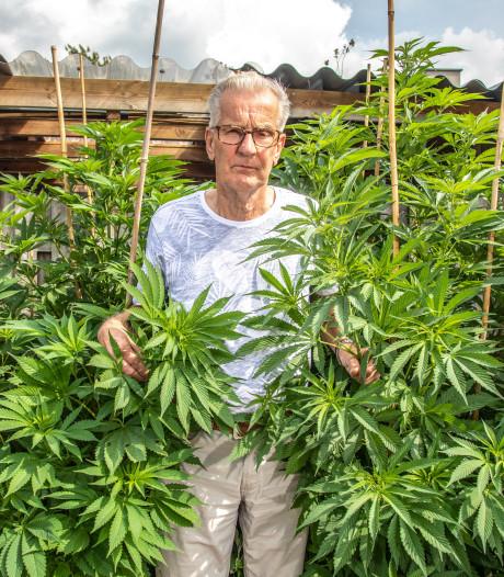 Wietplanten Jan en Jannie uit Hasselt verdwenen: 'We deden even boodschappen, politie haalde ze weg'