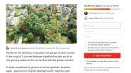 Meer dan 10.000 handtekeningen, maar slechts 30 bezwaarschriften tegen kappen 'Safaribos' in Heusden