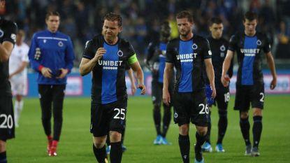 Club Brugge geraakt niet voorbij Eupen en is maximum kwijt