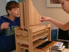 Jeugd Doesburg maakt kennis met orgel