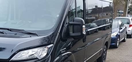 Autodieven teisteren Kampen, ook bus van zzp'er Patrick weg: 'Extra zuur'