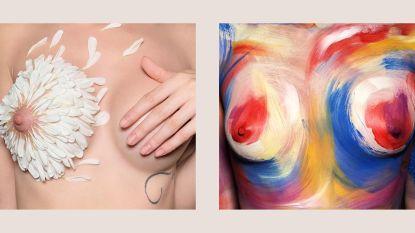 Russische artieste transformeert vrouwenborsten tot kunst om censuur van Instagram aan te klagen