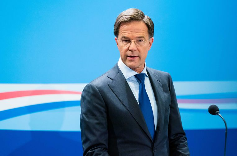 De aanhoudende klachten over het koningshuis zijn een bedreiging voor een kwetsbaar bestel, zoals premier Rutte terecht opmerkte.  Beeld EPA