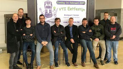 Opbrengst eetfestijn VTI gaat naar afdeling Mechanica