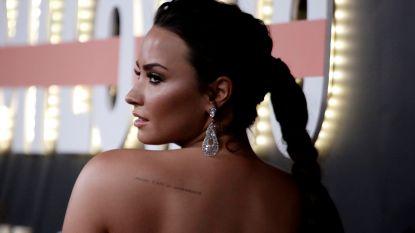 """Demi Lovato bedankt haar fans na overdosis: """"Ik zal blijven vechten"""""""
