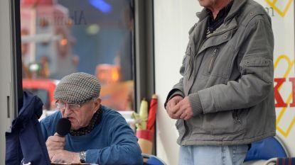 De stem van de koers is niet meer: Jozef Debusschere, de oudste en meest ervaren wielercommentator van het land, op 92-jarige leeftijd overleden