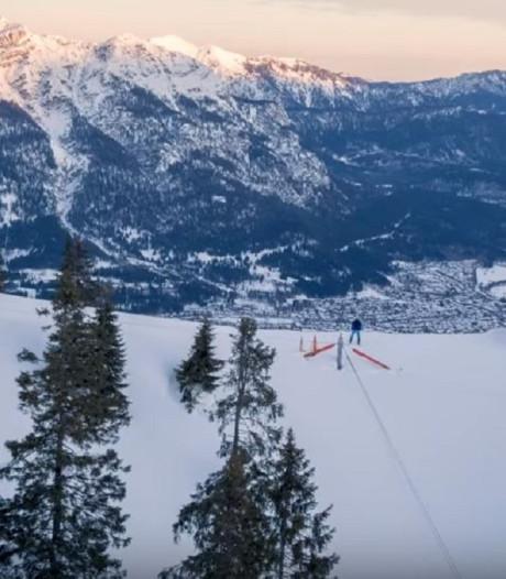 Bizar ski-ongeluk in Zuid-Duitsland: politie tast in duister over identiteit slachtoffer