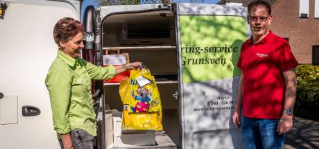 Nieuwe bezorgservice Heeze aan huis: 'Fijn om elkaar te kunnen helpen'