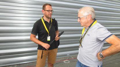 Christophe Vandegoor brengt 'Radio Koers' in de Schouwburg