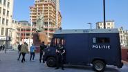 Antwerpse politie hele dag in verhoogde staat van paraatheid na dreiging schietpartij op de Meir