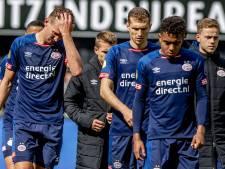 PSV dondert in Alkmaar van het dunne koord af
