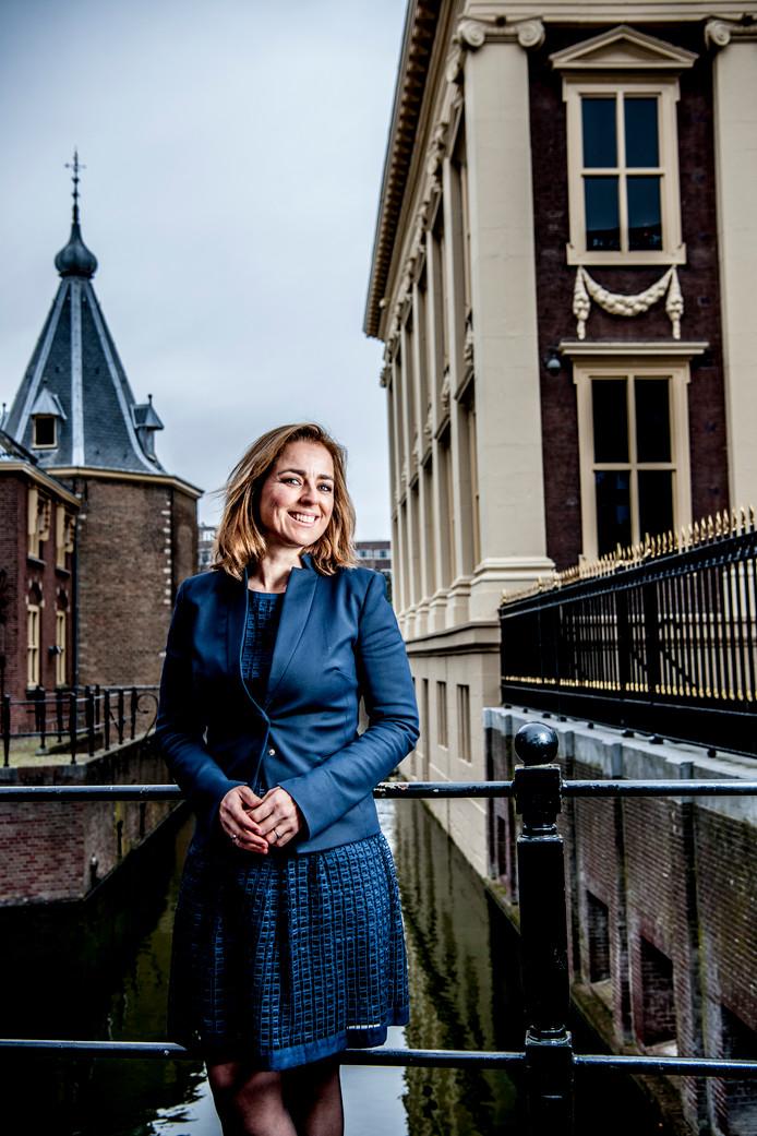 Marianne Thieme lijstrekker Partij voor de Dieren  © AD/Robin Utrecht