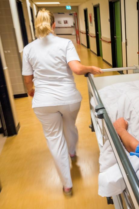 Wat merkt de patiënt van de staking door ziekenhuismedewerkers?