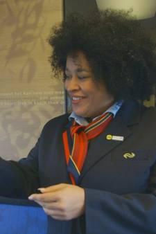 Muzikale verrassing voor treinreizigers van Goudse operazangeres Tania Kross