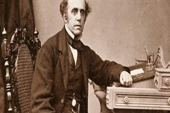 Thomas Cook (1808 -1892.)