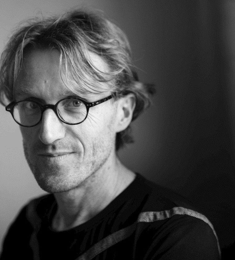 """Auteur Ignaas Devisch (foto)  schreef samen met Jean Paul van Bendegem het boek  """"Doordenken over dooddoeners"""" Beeld Ignaas Devisch"""